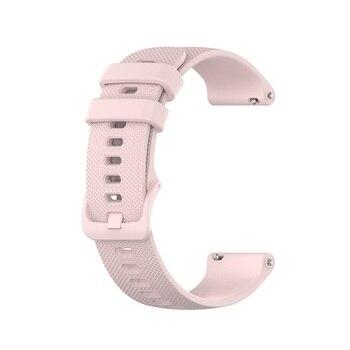 18 20 22mm Sport Silicone Wrist Strap For Garmin Vivoactive 4S 4 3 Smart Watch Band For Vivoactive 3 4 4S Wristband Accessories 15