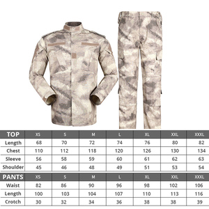 Image 5 - Multicam Black Military Uniform Camouflage Suit Tatico Tactical Military Camouflage Airsoft Paintball Equipment Clothes