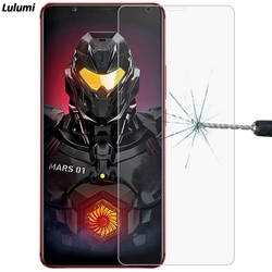 На Алиэкспресс купить стекло для смартфона for zte nubia red magic mars screen protector anti-scratch bubble free anti-fingerprints 9h hardness tempered glass