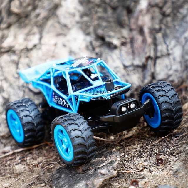 Zingo Racing 9115B 1:32 RC Car 2.4G RWD Mini Electric Remote Control Crawler with LED Light Off-Road Vehicles RTR Model Toys 6