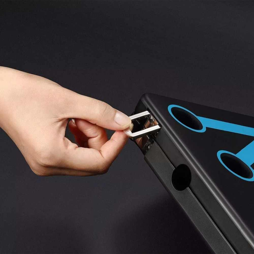 En Stock Original Xiaomi Mjia Yunmai Protable Push-Up compatible con el sistema de entrenamiento de la tabla de presión de la prensa de la energía de la herramienta de ejercicio