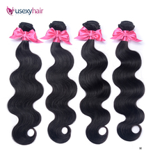 Brazilian Hair Weave Bundles Body Wave Human Hair