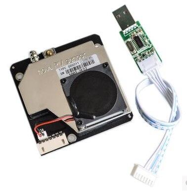 1pcs PM2.5 Laser Sensor SDS011 Particle Sensor Dust Sensor, Digital Output, Air Quality Detection