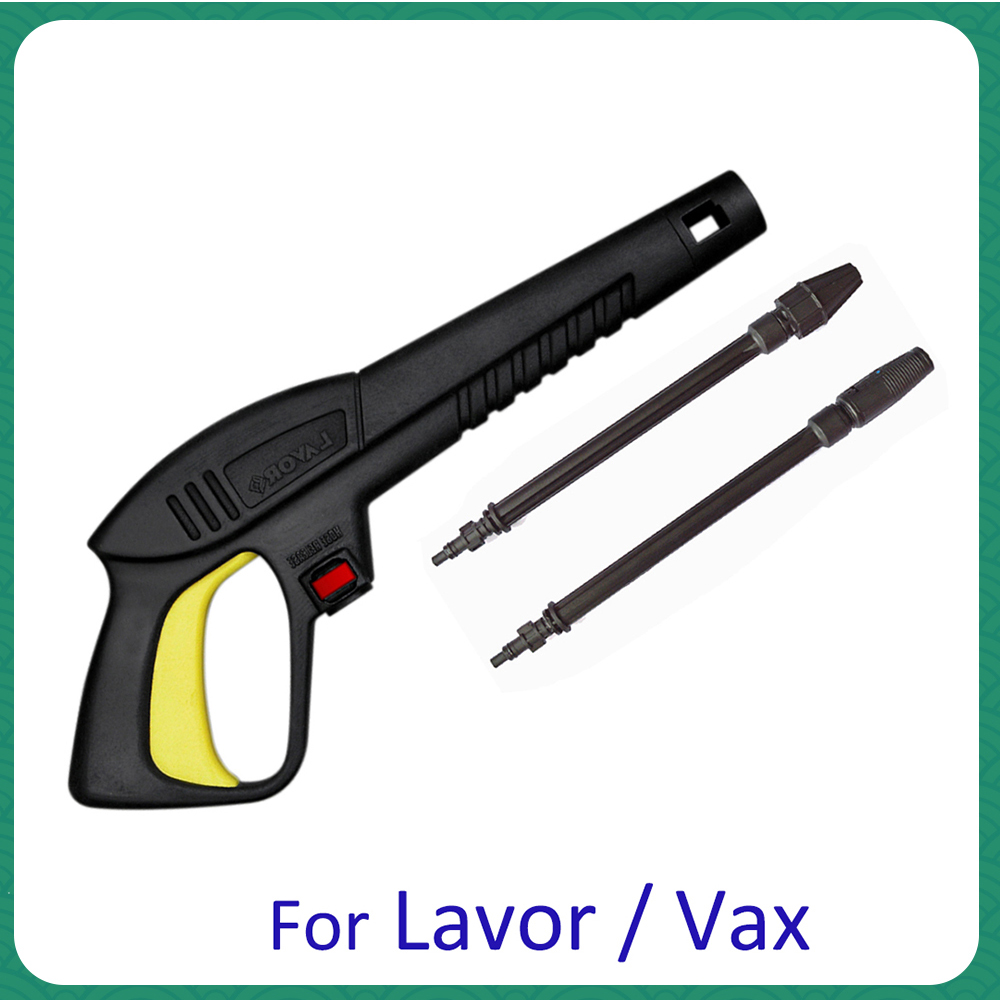 Genuine Jet Water Gun Car Wash Spray Gun Lance Nozzle Weapon for Lavor Lavorwash Vax Craftsman Briggs & Stratton Pressure Washer