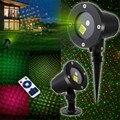 Открытый движущийся полный Небесный Звездный лазерный проектор ландшафтный светильник ing красный и зеленый светодиодный светильник для сц...