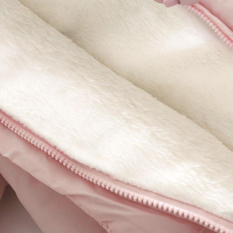 Ircomll/зимняя одежда для новорожденных; Комбинезон для малышей с капюшоном внутри; Флисовая одежда для мальчиков и девочек; Осенние Комбинезоны; Детская верхняя одежда 5