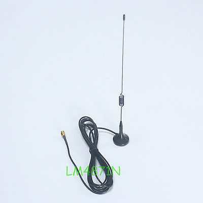 DHL/EMS 20 LOTS SMA-Male UHF/VHF Car Mobile Antenna For Yaesu VX-3R VX-5R VX-7R 985 FT-60R 102UV -d2