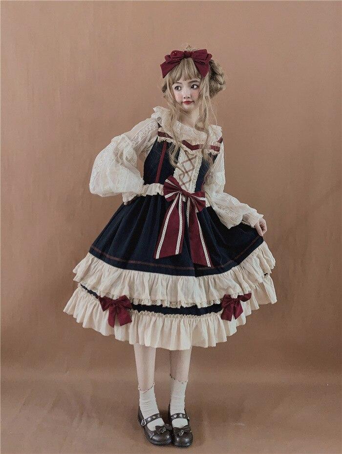 Cheap Vestidos Lolita