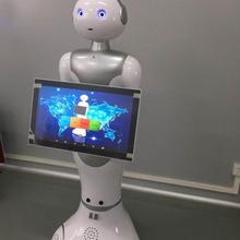 Робот развивающий проект умный банк лобби-менеджер сервис Голосовой гид робот