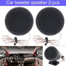 TP-006A 2pcs 500W High Efficiency Mini Dome Tweeter Speakers for Car