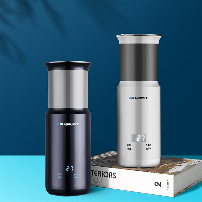 New Thermal Insulation Electric Kettle Portable Travel Electric Heating Kettle 7 Gears Temperature Adjustment 24H Insulation