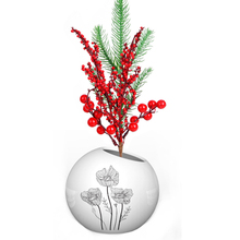 1pcs Christmas Decoration Berry Artificial Pine Cone Red Fruit for Fake Flower Tree Branche
