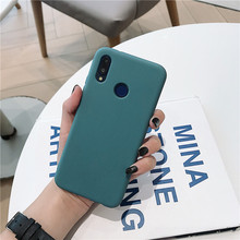 Meachy Mate 20 Lite Case Ultra Slim Silicone Phone For Huawei 10 Pro Soft Candy Cases Shell