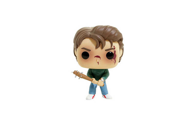 Funko Pop Asing Hal Eleven Dustin Hopper Joyce Byers Vinyl Action Figure Boneka Mainan untuk Hadiah Ulang Tahun