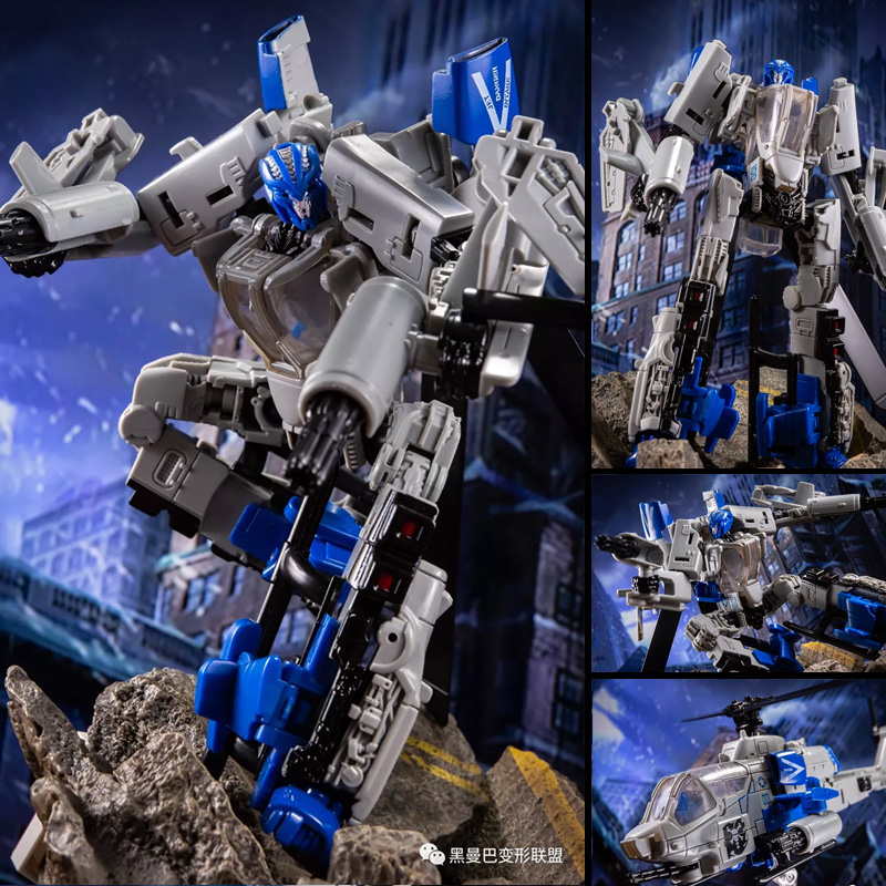 AOYI Transformation G1 Hurricane Plane IDW TF H6001-7 Deformation Dropkick Action Figure Toys With Box In Stock