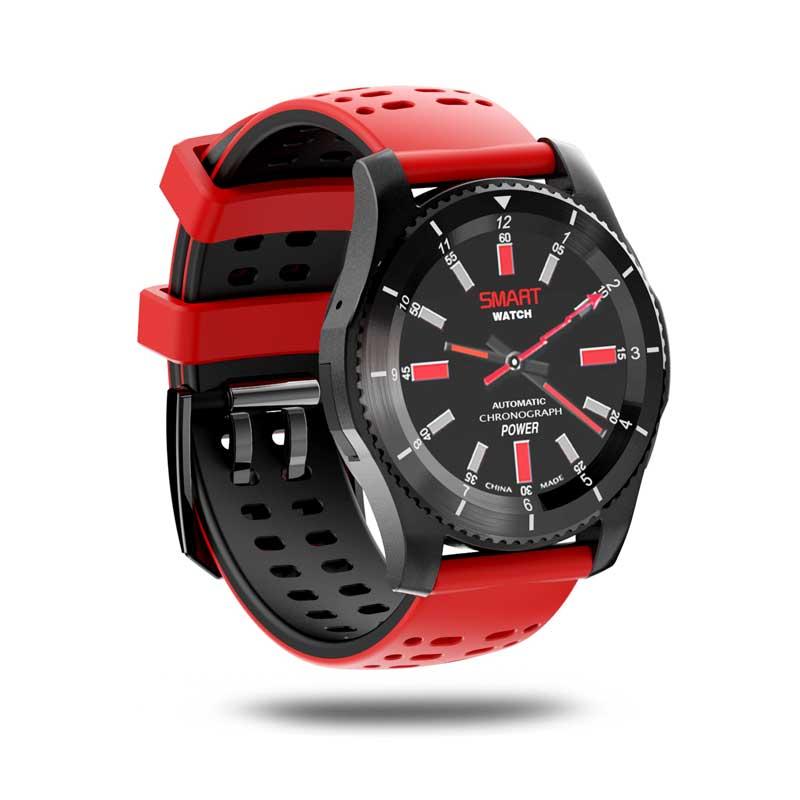 KSUN KSR707 Sports Smart Watch Support Touch SIM Card Blood Pressure Heart Rate Waterproof Bluetooth 4.0 Smartwatch 3