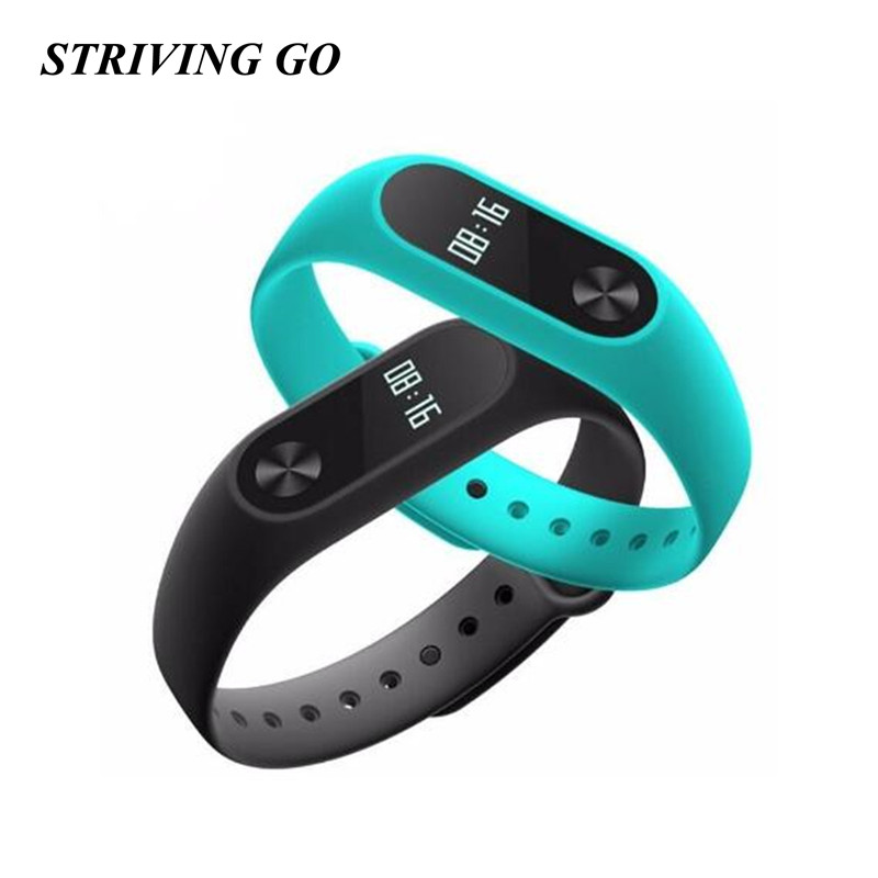 M2 Bluetooth Smartband Activity Fitness 4.0 Fit Bit Tracker Sport Bracelet Smart Band Blood Pressure Wristband Pedometer PK F1M3 image