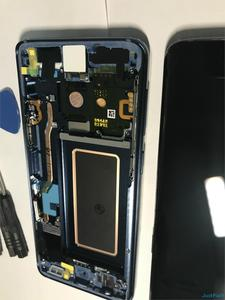 Image 2 - Replacement With Frame For Samsung S9 plus G965 965F s9 g960 g960f burn in shadow LCD Display Digitizer Touch Screen