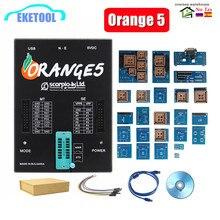 ใหม่OEM Orange5เต็มรูปแบบอะแดปเตอร์Professionalแพ็คเก็ตฮาร์ดแวร์ + ฟังก์ชั่นซอฟต์แวร์สีส้ม5 Plus V1.35ใหม่V1.36