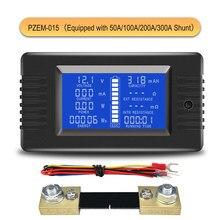 Testeur d'impédance de batterie, testeur de puissance, capacité de décharge, ammètre, voltmètre d'énergie, 200V, 50a, 100a, 300a