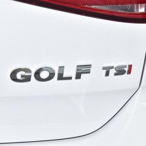 3D ABS GOLF черная серебряная хромированная наклейка Стайлинг автомобиля наклейка с буквами заднего багажника логотип наклейка или боковой значок на крыло эмблема Наклейки на автомобиль      АлиЭкспресс