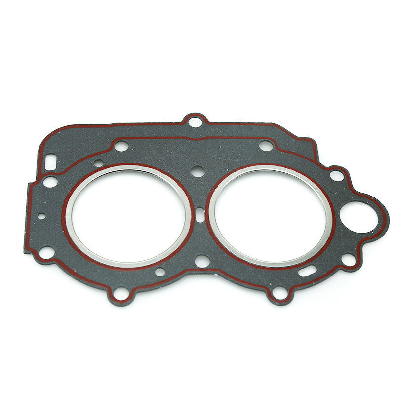 New 1PC <font><b>Outboard</b></font> Engine Accessories Cylinder Head Gasket Cylinder Pad for Hangkai Two Stroke <font><b>15hp</b></font> <font><b>Outboard</b></font> <font><b>Motor</b></font> image