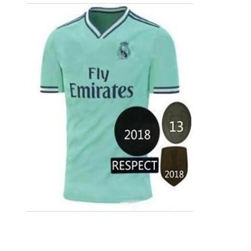 hot sale online 34c30 61e53 US $16.19 10% OFF|19/20 NEW arrive Real Madrid Soccer Jersey home away  Hazard ASENSIO ISCO MARCELO SERGIO RAMOS real madrid 2019 Real Madrid  shirt-in ...