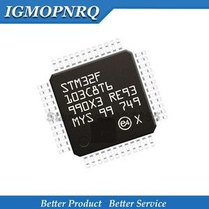 1 шт. STM32F103C8T6 STM32F103RFT6 STM32F103RGT6 STM32F105RBT6 STM32F105RCT6 STM32F103CBT6 QFP новый оригинальный IC