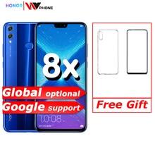 Honor 8X smartphone mobile phone 6.5'' full Screen OTA updat