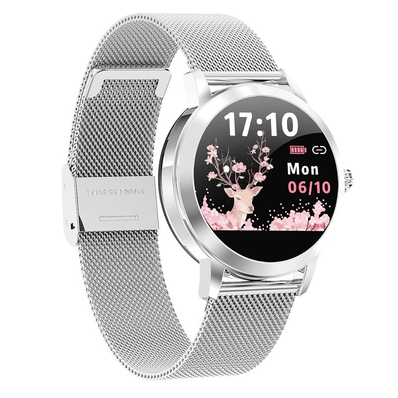 água pedômetro freqüência cardíaca relógio inteligente