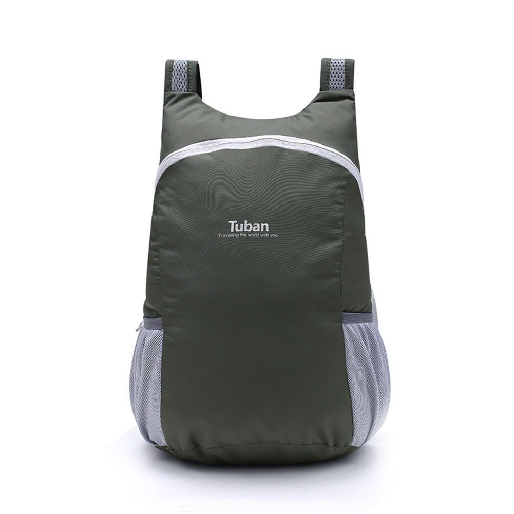 Unisex Cycling Adjustable Foldable Hiking Large Capacity Running Backpack Camping Outdoor Sports Travel Portable Ultra Light