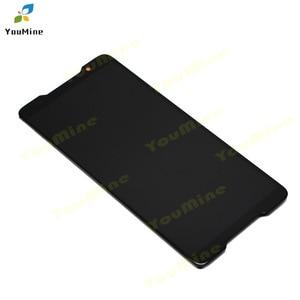 Image 3 - Para asus rog telefone zs600kl display lcd tela e painel de toque digitador para asus zs600kl montagem lcd reparos