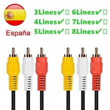Spain stable cccam 3 lines for Europe support Portugal Germany Netherlands is compatible with speaker satellite TV