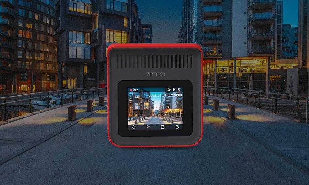 70mai A400, la cámara de vídeo del socio de Xiaomi capaz de grabar todo lo que sucede en tu vehículo