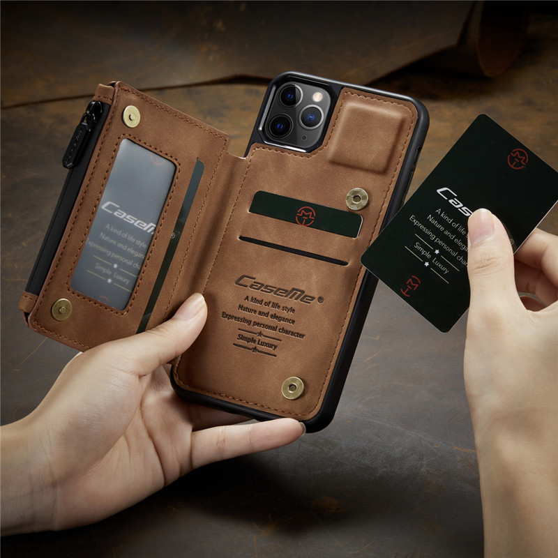 iPhone 12 Pro Max wallet Case