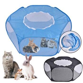 Portable Folding Pet tent  1
