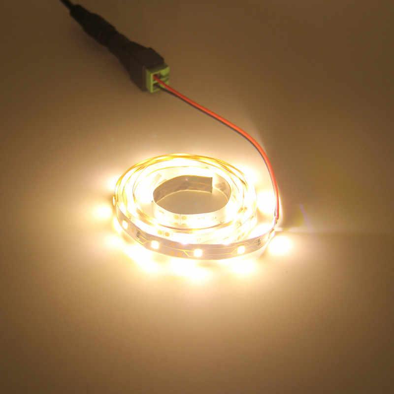 Zestaw 5m 2835SMD taśmy LED neon led liny światła kolor wstążki czerwony, zielony, niebieski, ciepły biały 12v 60 diody led/m