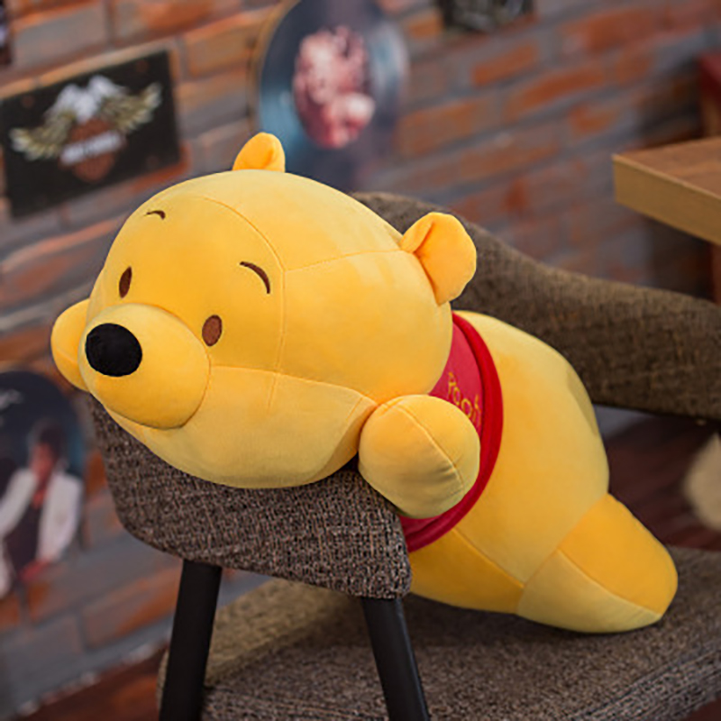Image 4 - 45cm Cute Winnie the Pooh Plush Animal Stuffed Toy Body Pillow Cotton Doll Birthday Christmas Present Children boy Girl Toy-in Plush Pillows from Toys & Hobbies