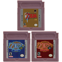 Video Game Cartridge Console Card 16 Bits Zeldaa Series For Nintendo GBC English Version 1