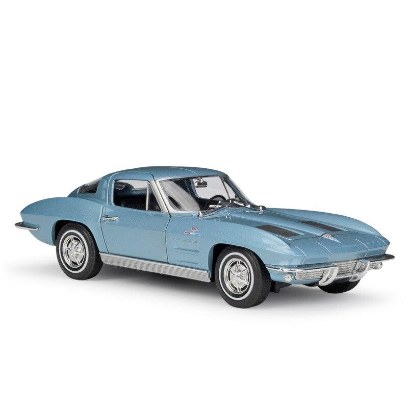 diecast 124 chevrolet 1963 corvette welly liga 04