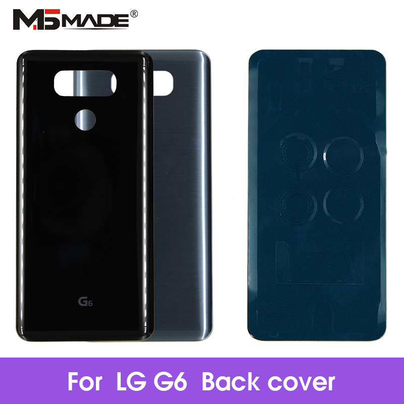 New Glass Battery Cover For <font><b>LG</b></font> <font><b>G6</b></font> H870 H870DS H871 H872 <font><b>H873</b></font> LS993 US997 VS998 Rear Housing Back Case+Repair Tools image