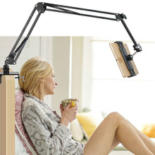 tablet holder for Ipad on bed Flexible Long Arm Desktop Lazy Bracket 360 degree Rotating for Iphone for ipad pro 10.1'' tablets