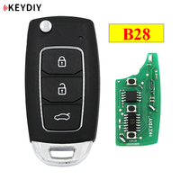 Keydiy série b b28 3 botão universal kd controle remoto para kd200 kd900 kd900 + urg200 KD-X2 mini kd