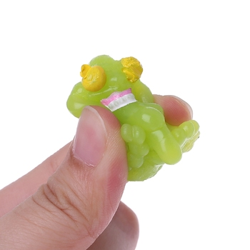 Novelty Soft TPR Sticky Stress Reliever Toy Gadgets Squeeze Pinch Toys Kids Gift F3ME image