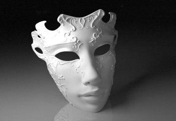 Venice Mask Custom order highqualityhighprecision digital models 3D printing service Artistic things ST2584