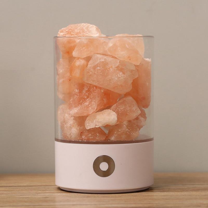 lâmpada bom para a saúde pequena mineral