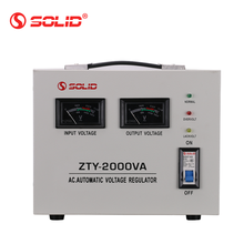 2KVA Single Phase Automatic Voltage Regulator Stabilizer with LED display voltage stabilizer resanta asn 5000 1 em