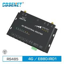 4G موزع إنترنت واي فاي لاسلكي RS485 E880 IR01 WAN LAN WLAN إيثرنت مودم لاسلكي