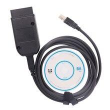 Obd2 scanner para carro ferramenta de diagnóstico scanner interface para vw para audi skoda assento atmega162 + 16v8 ft232rq