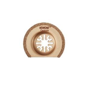 Image 5 - NEWONE Carbide Dao Động Dụng Cụ Lưỡi Cưa Đa Dụng Cụ Cắt Tỉa Tóc Thấy Renovator Lưỡi Cưa Cho AEG, fein Cho Gạch Bê Tông Mài
